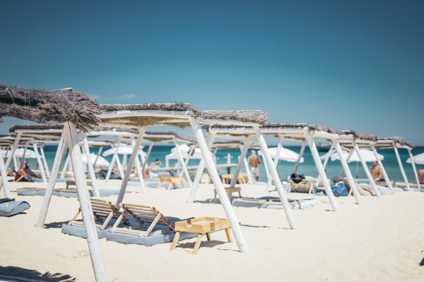 Everything you need to know about Les Graniers Saint Tropez beach