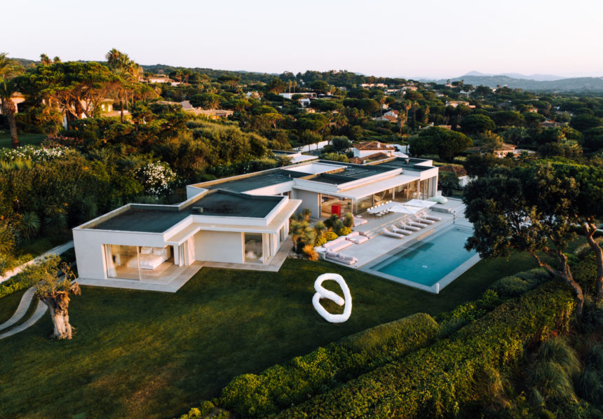 A Special Selection Of Kid-Friendly Villas In Saint Tropez For 2021