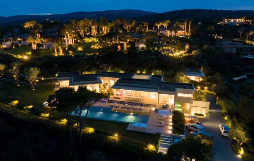 holiday rental villa st tropez villa ama outdoors