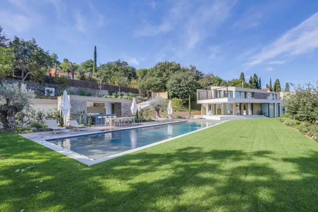 holiday rental villa st tropez la belle isnarde villa amabellisna pool