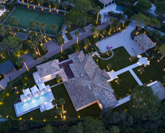 Top 15 villas to suit any guest party in Saint-Tropez!