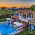 villa perla off-season let in St Tropez