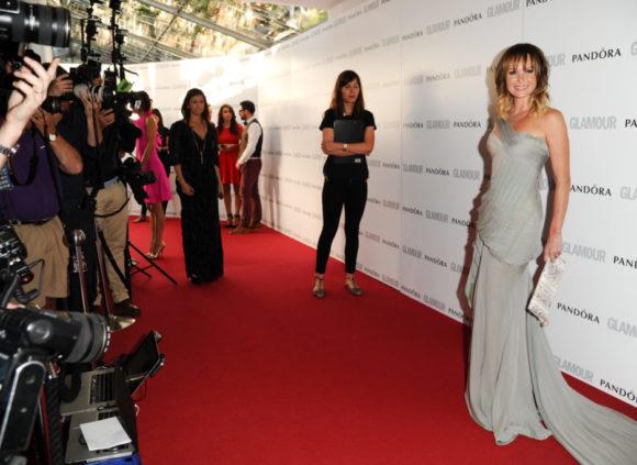 Amanda Holden celebrities in st tropez