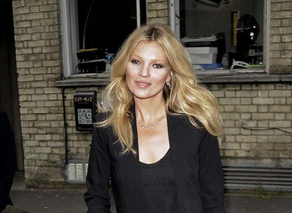 Kate Moss celebrities in st tropez