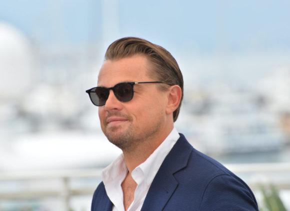 Leonardo Dicaprio celebrities in st tropez