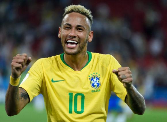 Paris Saint Germain Neymar celebrities in st tropez