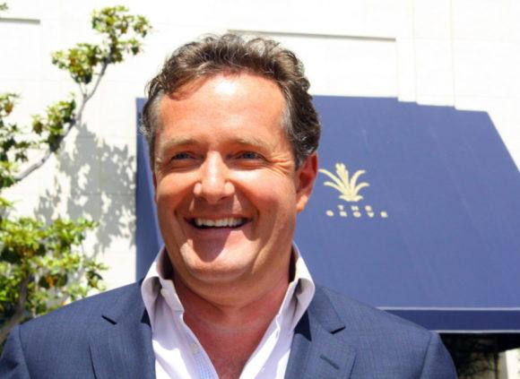 Piers Morgan celebrities in st tropez