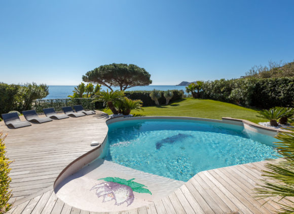 Villa for rent near Escalet beach - Villa Oursins