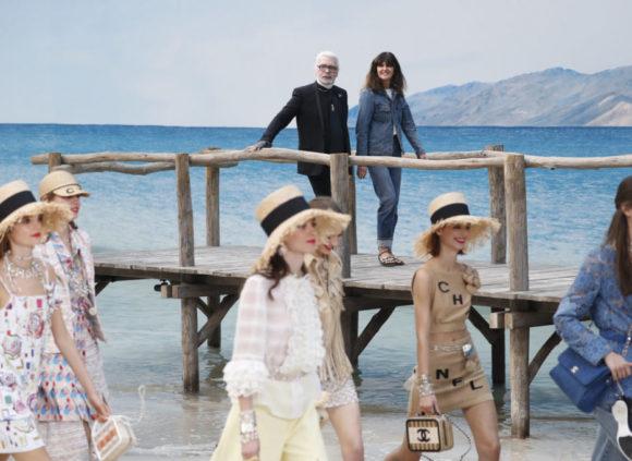 Chanel Karl Lagerfeld St Tropez
