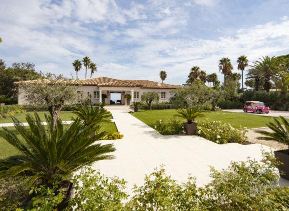 Villa for rent with parking in Pampelonne Beach - Villa Las Brisas