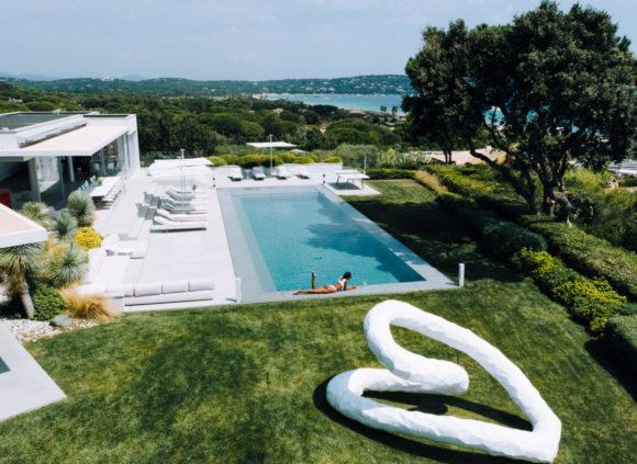rent villa ama pampelonne boulevard de patch pampelonne beach