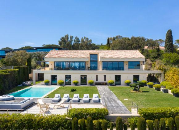 Villa for rent with parking in Pampelonne Beach - Villa Stellar