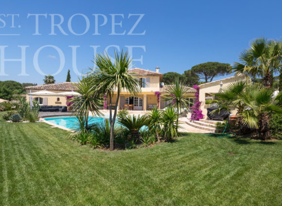 Villa for rent in Tahiti St Tropez - Villa Cap Bastide