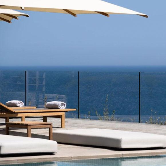 Beach Clubs in St Tropez La Reserve