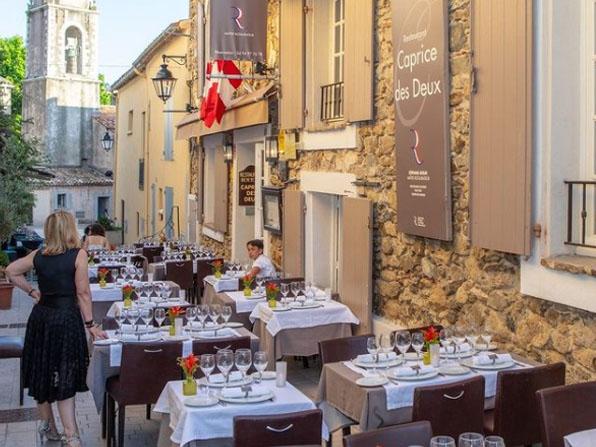 Au Caprice Des Deux in St Tropez