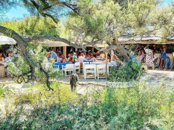 Club 55 in St Tropez