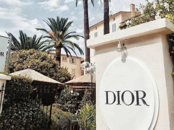 Dior des Lices in St Tropez