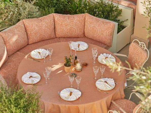 Best St Tropez Restaurants LAuberge des Maures
